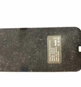 Чехол батарея на Айфон 5,5s,SE