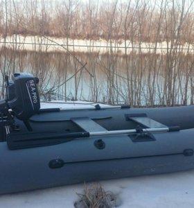 Лодка Айвега 280, мотор Sea Pro T3S