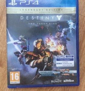 Destiny на PS4