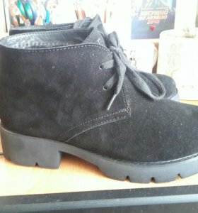 Зимние ботинки pierre cardin