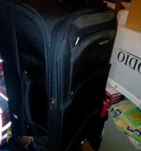 Шикарный чемодан Италия Гепард