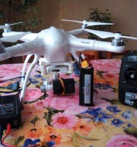 Квадрокоптер FreeX