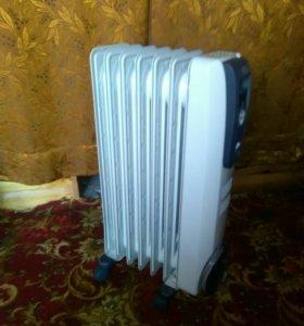Масляный радиатор.