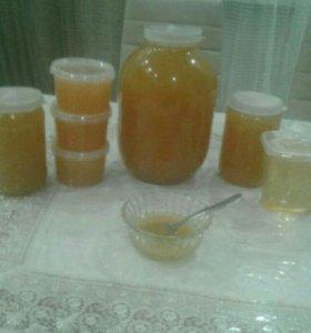 Мед натуральный разнотравие.МЕД СО СВОЕЙ ПАСЕКИ