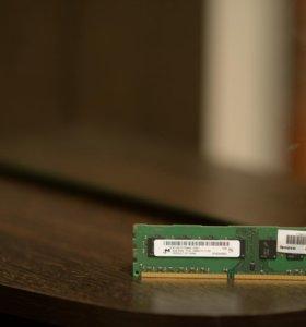8GB PC3-12800 DDR3