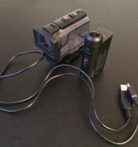 Экшн-камера Sony