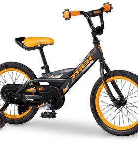 Детский велосипед Trek б/у