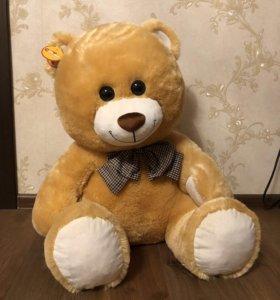 Медведь большой новый 65см