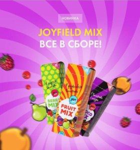 Фруктовые батончики Joyfield mix 4 шт в упаковке