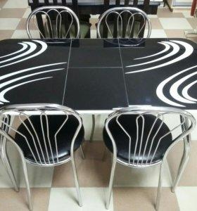 Кухонные столы стулья