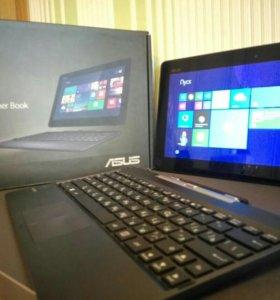 Ноутбук/планшет Asus t100t 4ядра/2Gb/IntelHD