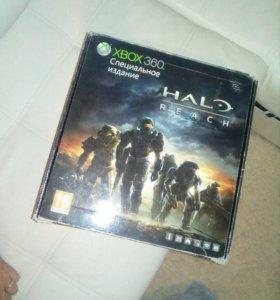 Xbox 360 250Gb, 2 игры, 2 геймпада, GTA 5, HALO!!!