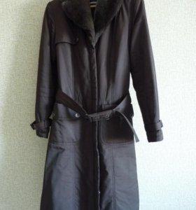 Пальто женское демисезонное Lanwine by Savage
