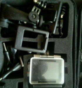 Экшен камера ecen h9