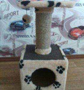 Домик для кошек и котов .
