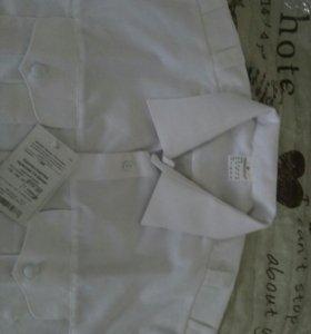 Рубашки техноавиа новые 2 шт.