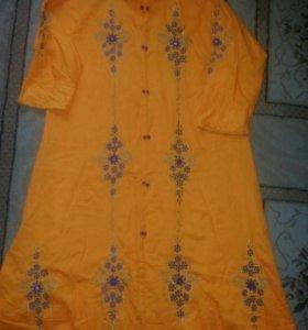 Необычное платье(46-52)