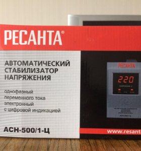 Стабилизатор (документы и коробка)