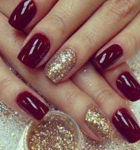 Ногти:наращивание ногтей;маникюр_педикюр на дому