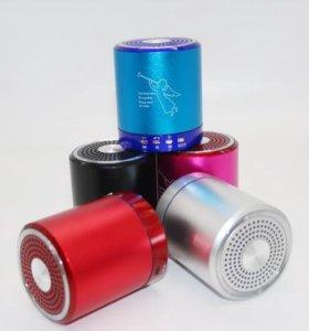 Беспроводная колонка Portable MINI speaker T-2020A