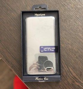 Новый чехол на iphone 7plus/ 8 plus