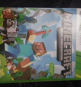 Игра на Xbox 360 Маинкрафт