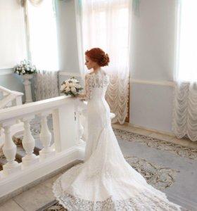 Свадебное платье angi etolies fleur DE L'amour