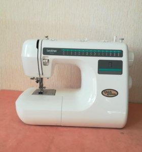 Brother швейная машина машинки машина