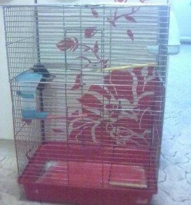 Клетка для птиц 🐦