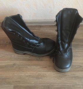 Спец ботинки зимние