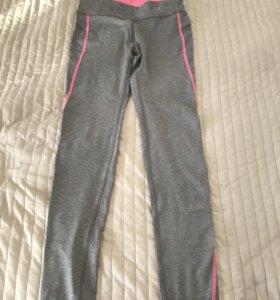 Новые спортивные штанишки-лосины Mango Sport