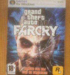 GTA 4 Far Cry