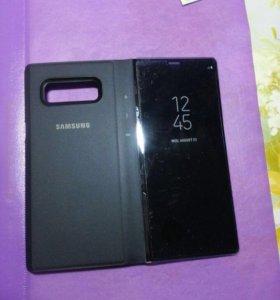 Чехол для Samsung note 8