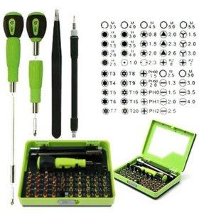 Набор для ремонта домашней электроники 53 в 1