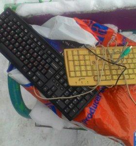 Клавиатура джойстики