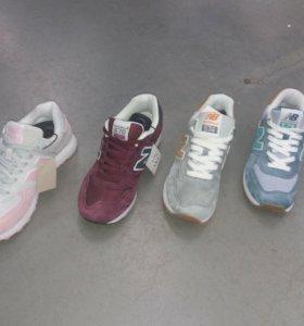 Новые топовые кроссовки new balance
