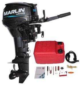 Новые двухтактные моторы MARLIN MP 9.9(15) AMHS