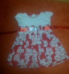 Платья для девочки на 1-2 годика