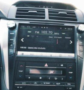 Новинка!Android 6 Navi центр Toyota Camry V55 2015