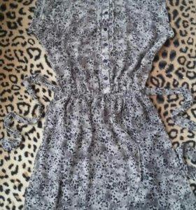 Платье+рубашка