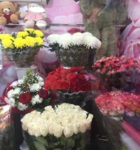 Цветы, Подарки, Букеты, игрушки!!! (24)