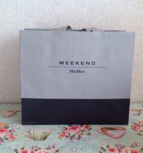 Пакет -сумка MaxMara