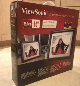 Цифровая фоторамка ViewSonic VFM 1586-11