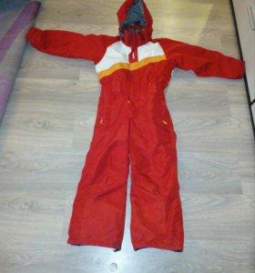 Лыжный костюм для1—2класса