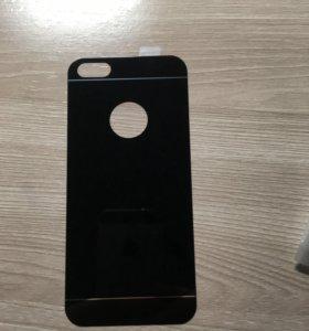Защитное стекло на айфон 5s,5se