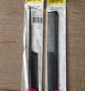 Профессиональные парикмахерские расчески из карбон