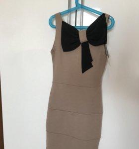 Платье новое xs-S и рубашка бу xs