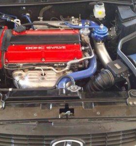 Ремонт ходовой и двигателя ВАЗ