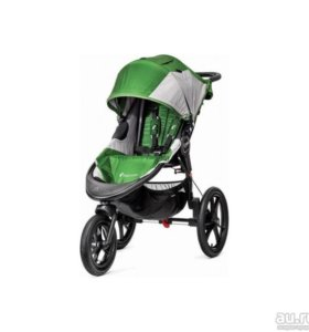 Коляска Baby Jogger Summit X3 Green/Grey