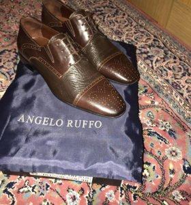 """Туфли мужские """"Angelo Ruffo"""""""